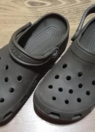 Классные шлепки, шлепанцы crocs