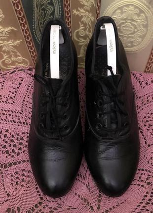 Танцевальные туфли- степовки английской фирмы freed of london