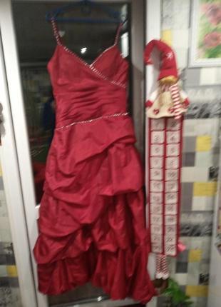Плаття вечірнє,святкове,випускне в пол