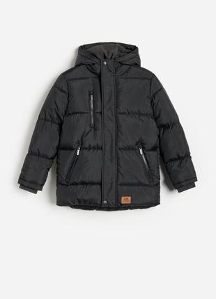 Фирменная куртка еврозима р.128