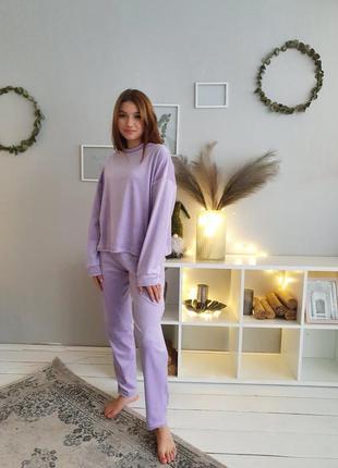 Домашний велюровый костюм, в наличии расцветки и размеры