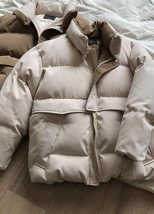 ⚠️кол-во ограничено❄️стильный, зимний женский пуховик, куртка