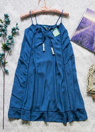 Пляжное вискозное  платье debenhams