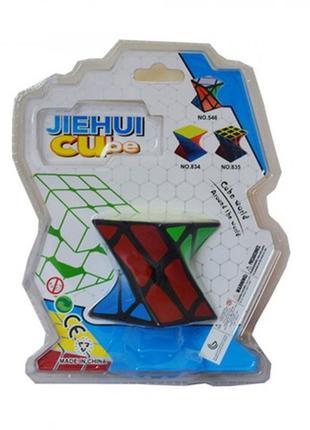 Акция! кубик рубика твист +подставка в подарок