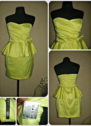 Красивое платье bay