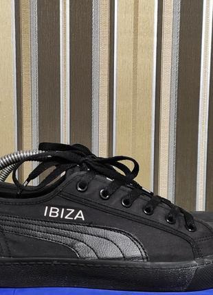 Мужские кроссовки puma ibiza tops