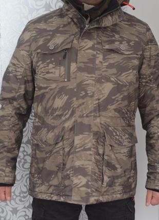 Куртка из новых коллекций jack & jones ® premium tech mens jacket - camouflage
