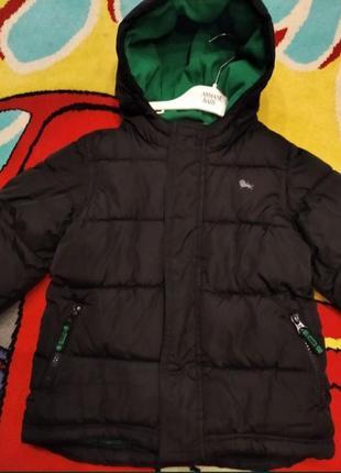 Зимняя куртка 4 т old navy