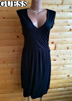 Стильное платье с юбкой- баллон успешного американского бренда gues.