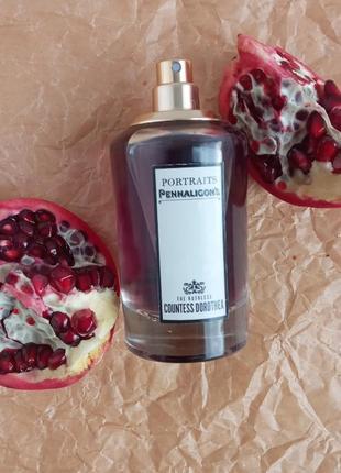 Penhaligon's the ruthless countess dorothea тестер духи парфюмированная вода женская