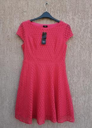 Новый яркий сарафан платье батал f&f