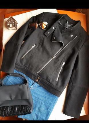 H&m косуха  куртка кашимірока