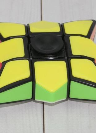 Акция! кубик рубика спиннер +подставка в подарок