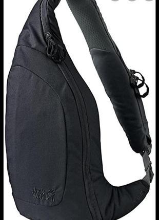 Jack wolfskin stainmore сумка мужская через плечо. оригинал рюкзак органайзер