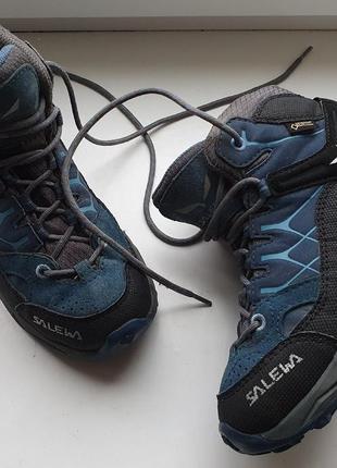 Ботинки saleva