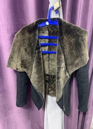 Дубленка, куртка, косуха
