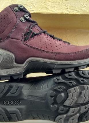 Ботинки ecco biom boot l gtx (36р) оригинал!