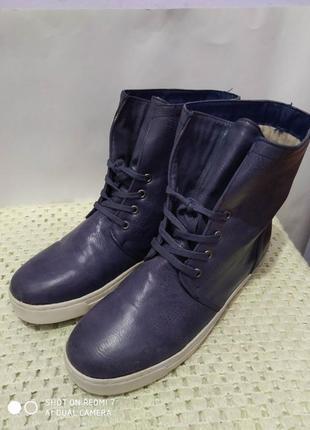 Стильные ботинки ocube