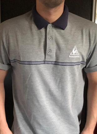 Мужская футболка le coq sportif оригинал