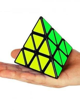 Акция! кубик рубика пирамидка мефферта карбон +подарок