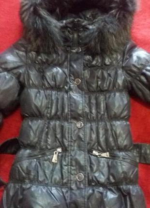 Куртка зимняя, пуховик, размер 42-44 icebear