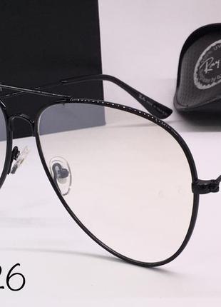 Трендовы компьютеные очки ray ban
