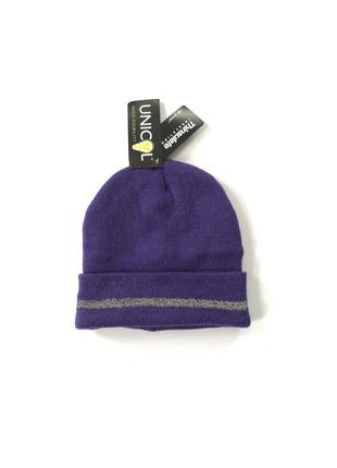 Новая шапка thinsulate со светоотражающий полоской