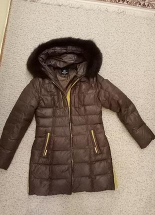 Пуховик куртка на пуху hailuozi пальто