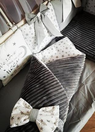 Набір для ліжка з балдахіном