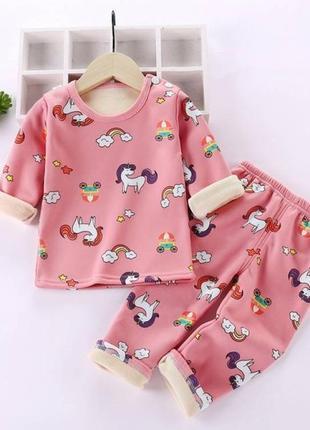 Утепленная пижама