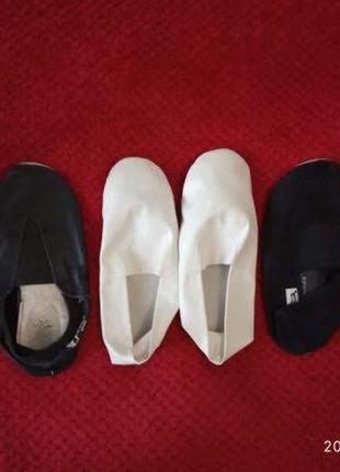 Чешки танцевальные или для гимнастики