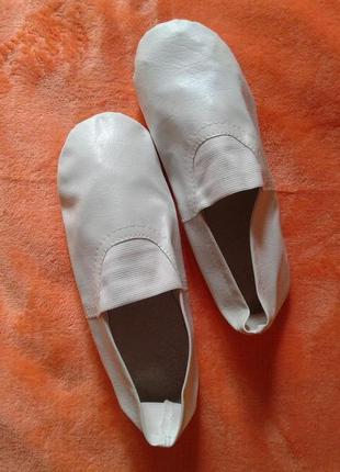 Чешки танцевальные или для гимнастики2 фото