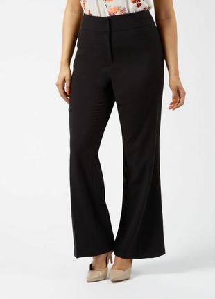 Классические чёрные брюки monsoon