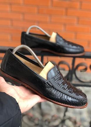 Женская обувь лоферы bally made in italy original