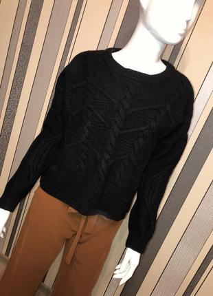 Тёплый шерстяной свитер оверсайз & other stories s/m