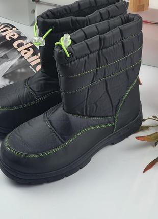 Pepperts новые непромокаемые зимние ботинки 36 размер снегоходы