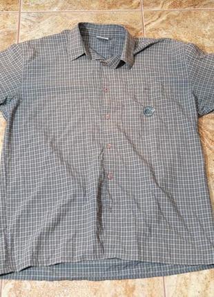 Рубашка mammut l