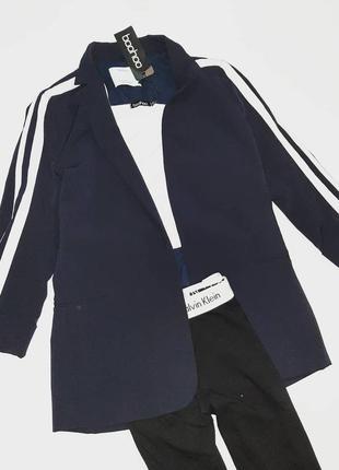 Пиджак удлинённый