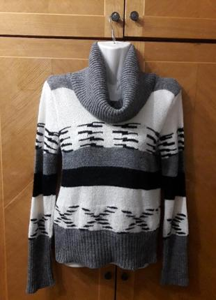 Stamina теплый свитерок гольфик