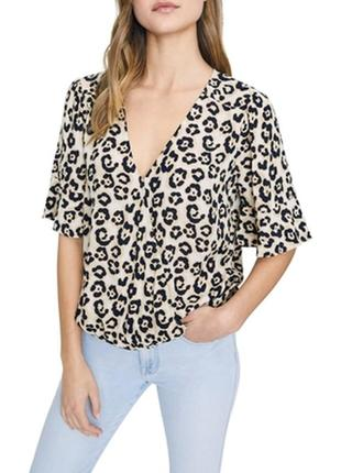 Трендовая блуза topshop