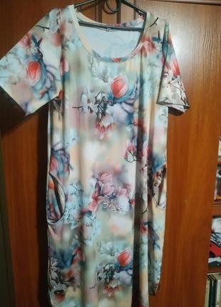 Платье 50 - 52 размера