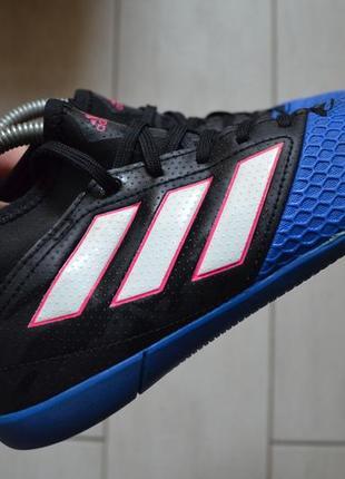 Футзалки с носком adidas ace 17.3.