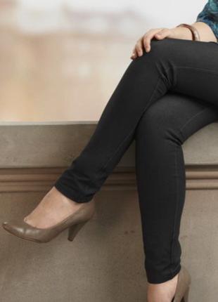 Модные джинсы треггинсы от тсм чибо. 46 евро