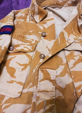 Рубашка, куртка, jacket combat desert dp