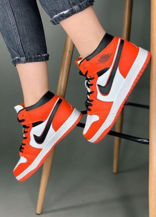 Шикарные женские кроссовки топ качество nike 🌍