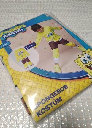 Костюм-слип,пижама spongebob lidl