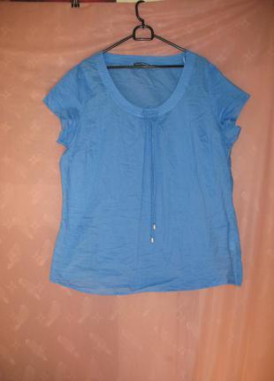 Легкая котоновая блузка
