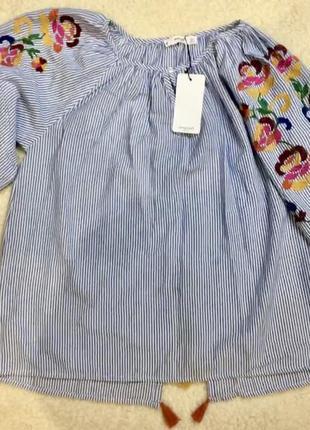 Очень класна блуза mango