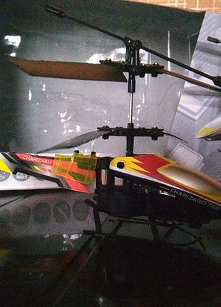 Радиоуправляемая игрушка вертолет one two fun mini copter