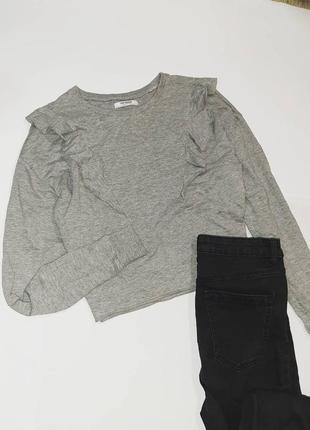 Кофта-блуза